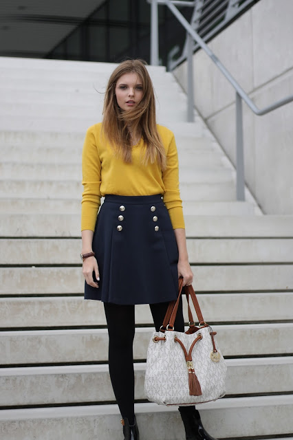 IMG 8012 - YELLOW MEETS BLUE - TOMMY HILFIGER