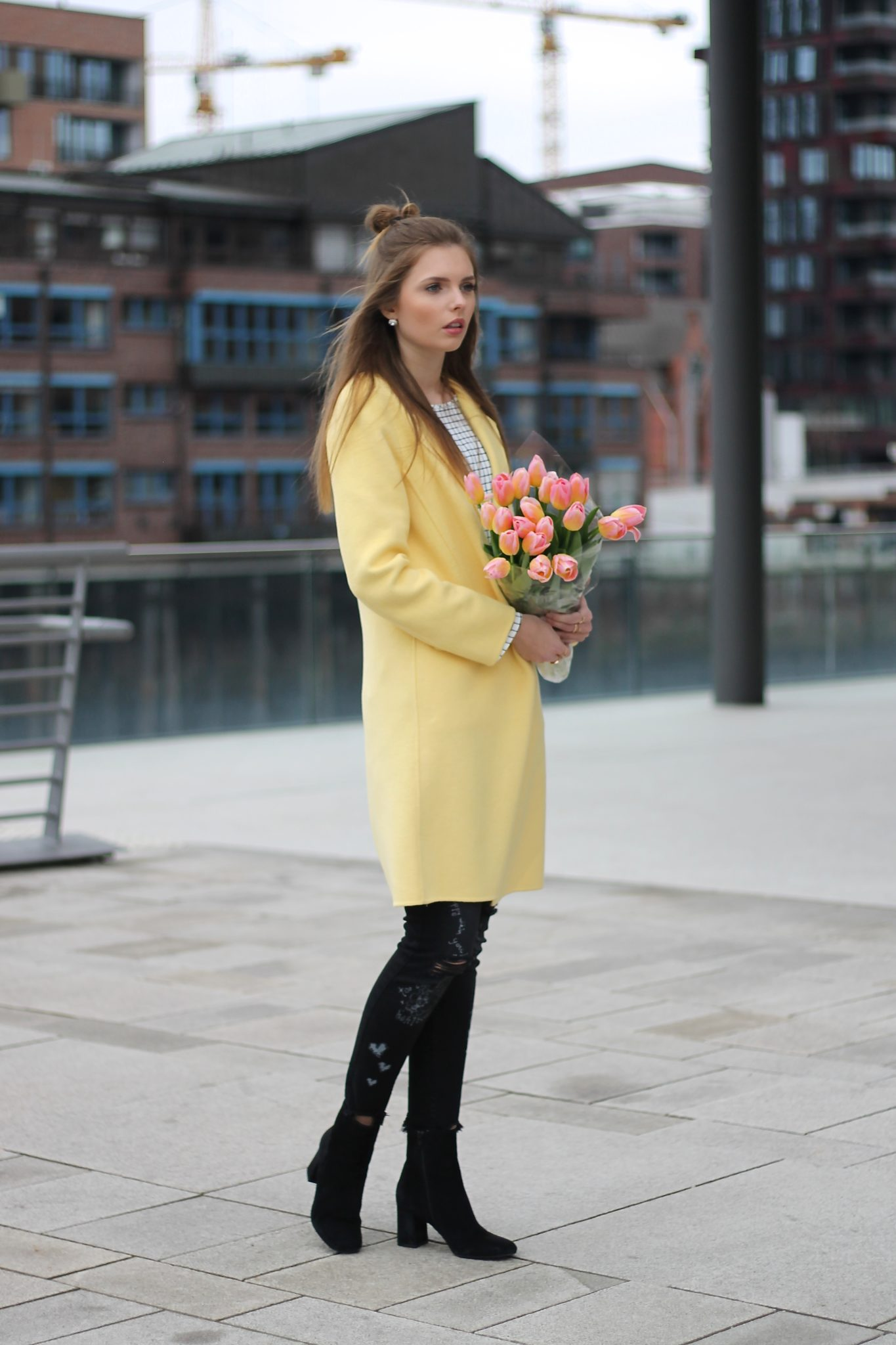 IMG 2460 - YELLOW COAT I SPRING