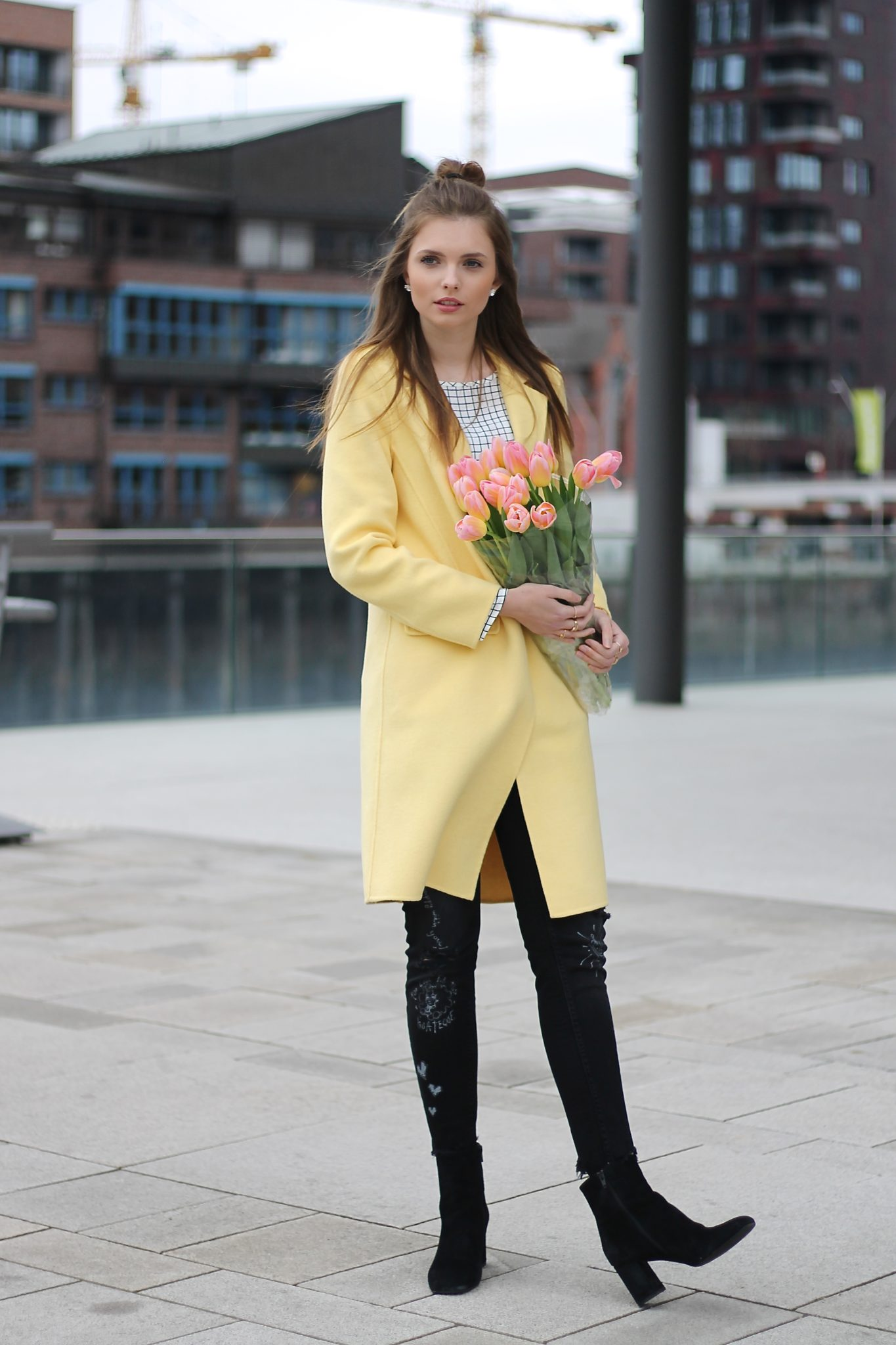 IMG 2504 - YELLOW COAT I SPRING