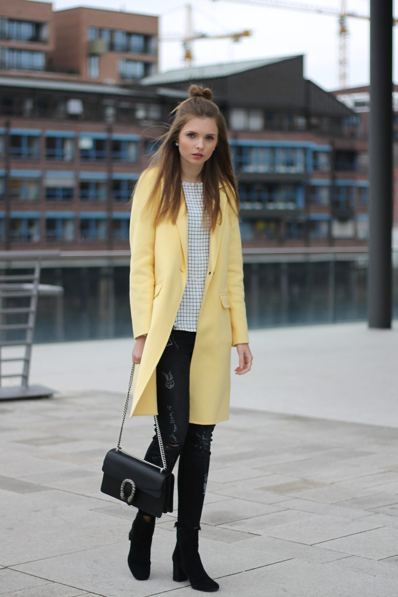 IMG 2511 - YELLOW COAT I SPRING