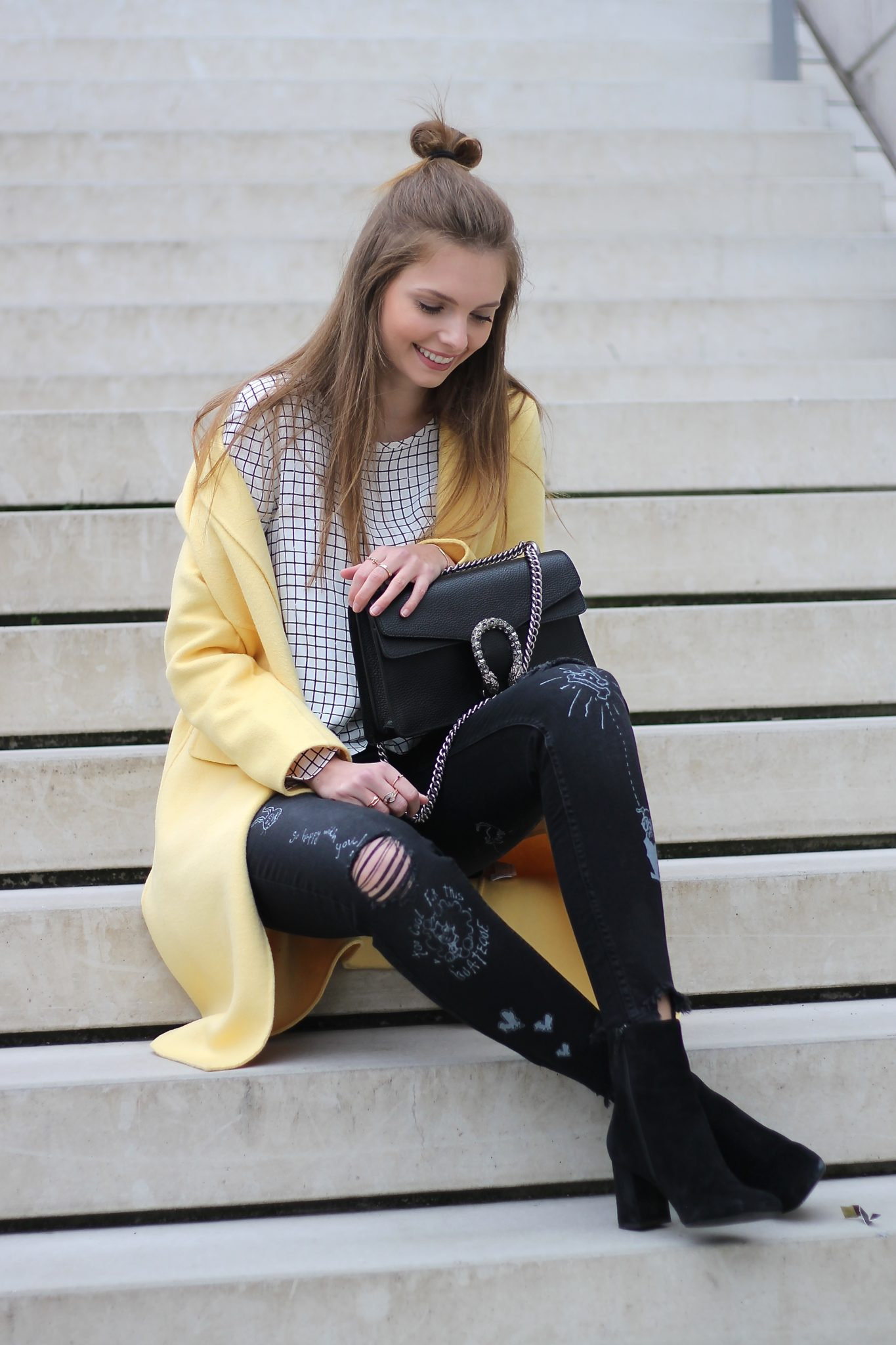 IMG 2777 - YELLOW COAT I SPRING