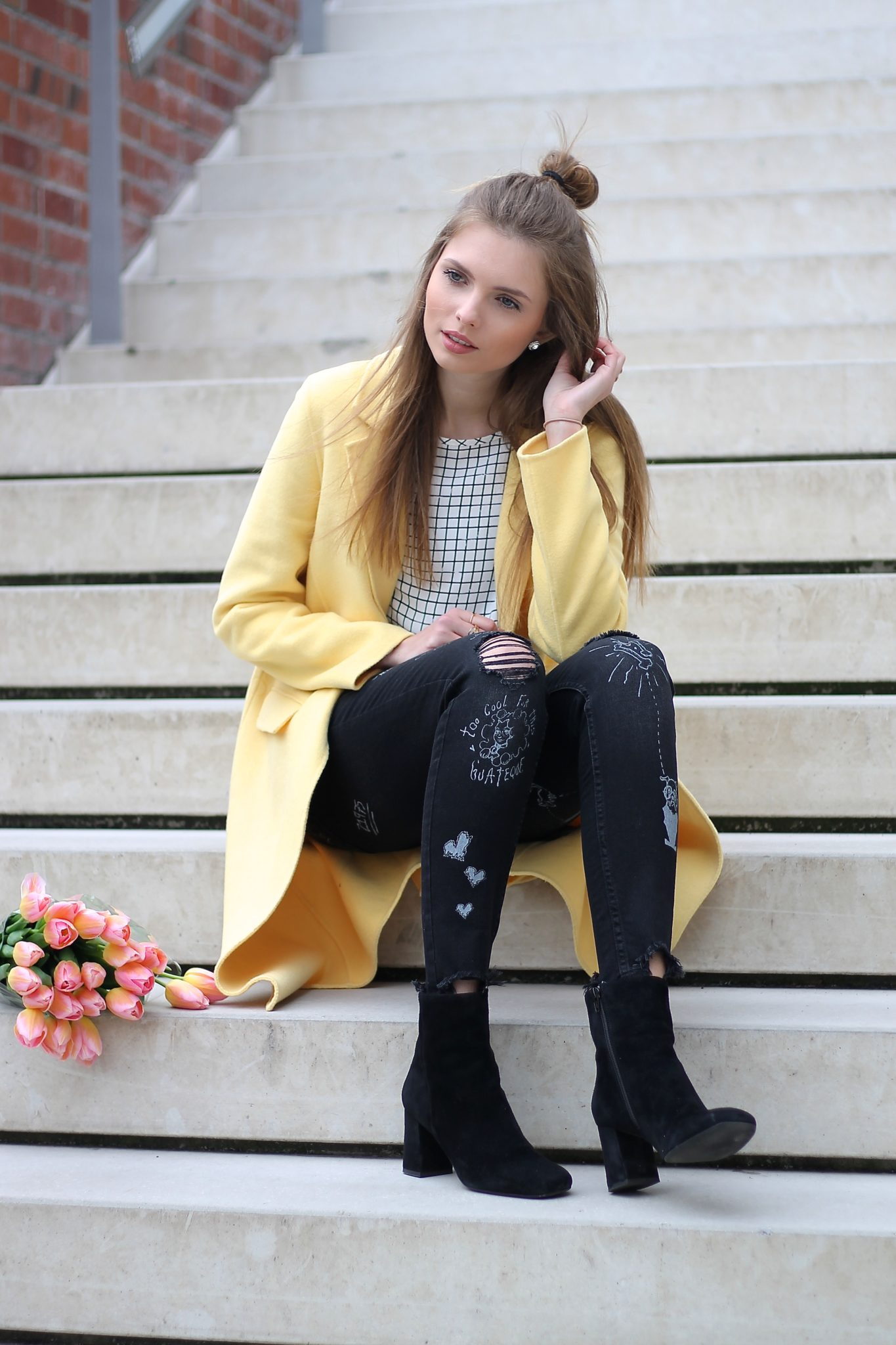 IMG 2791 - YELLOW COAT I SPRING