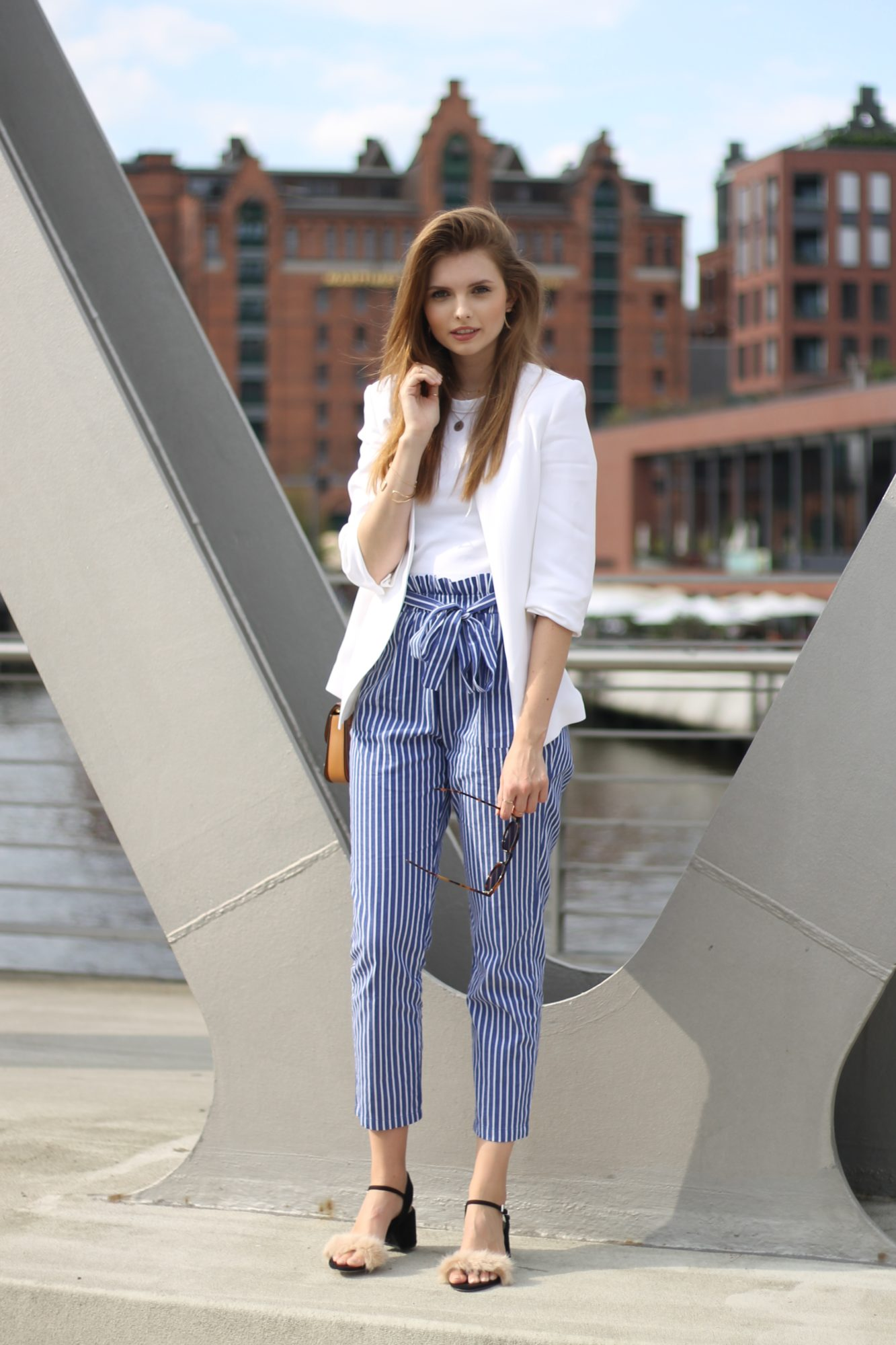 IMG 8670 1333x2000 - CASUAL STRIPED PANTS I HAMBURG STREETSTYLE