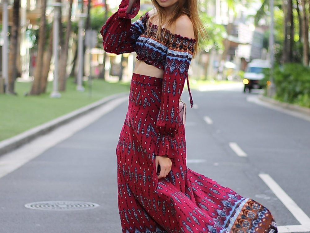 STREETS ON HAWAII – TWO PIECE SET