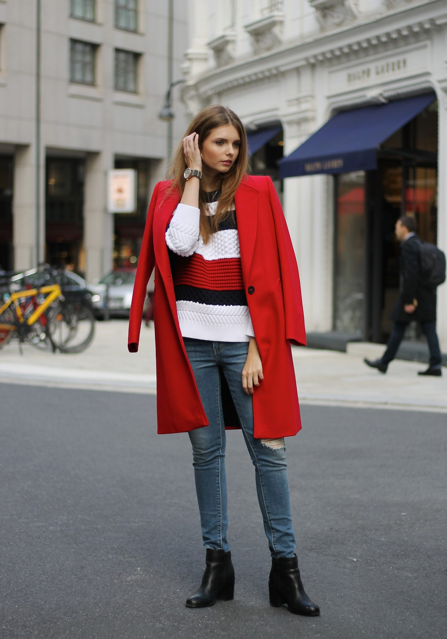 IMG 3155 - COLORFUL AUTUMN x TOMMY HILFIGER