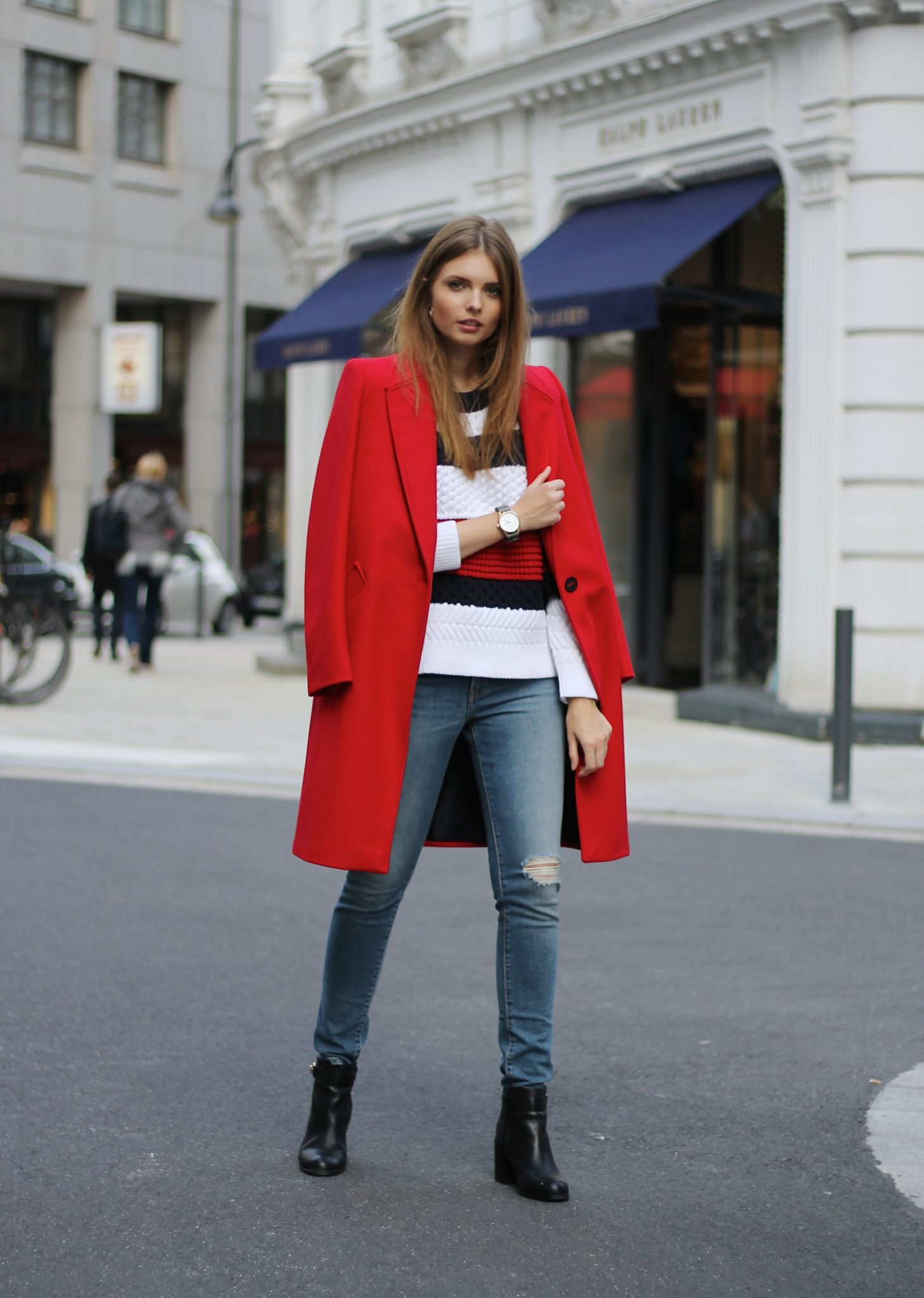 IMG 3177 - COLORFUL AUTUMN x TOMMY HILFIGER