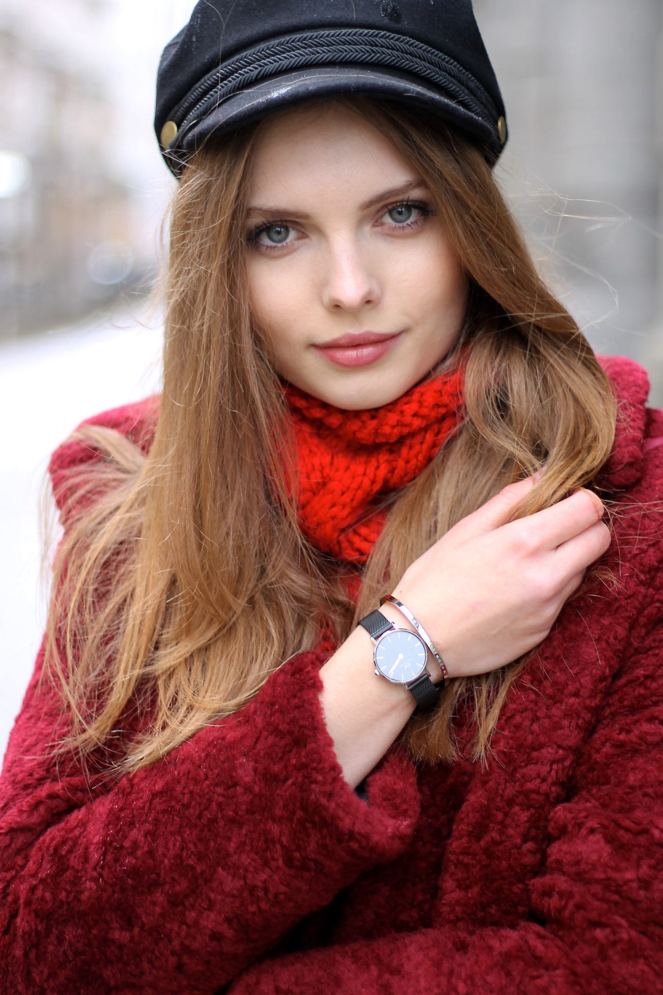 IMG 6325 - ALL IN RED x DANIEL WELLINGTON WATCH