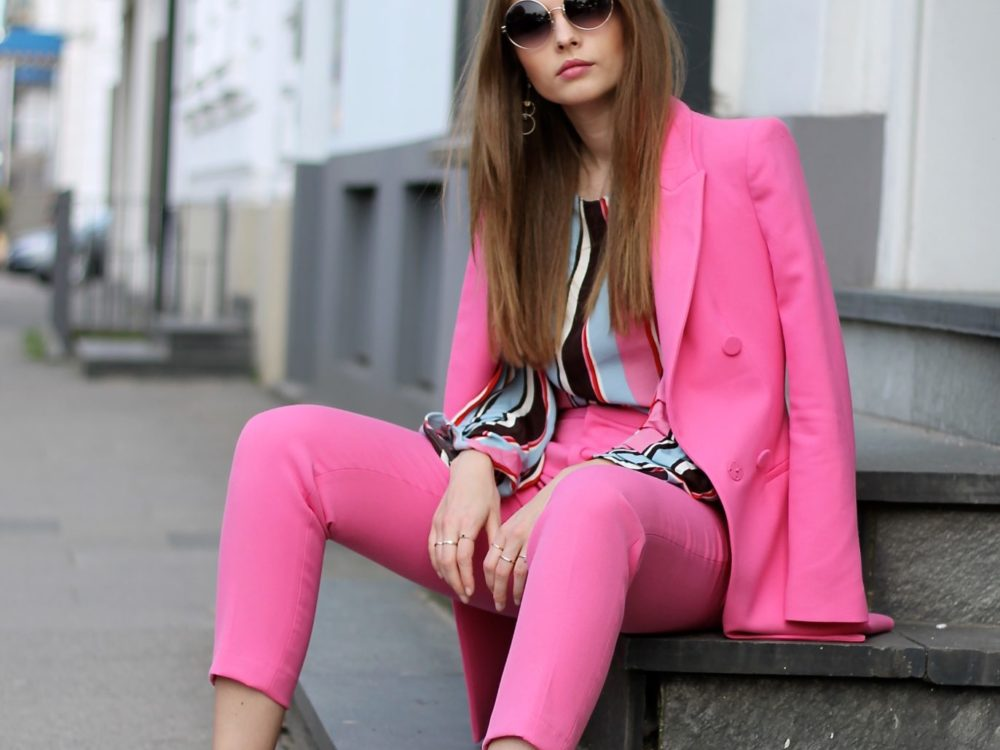 TWO PIECES – PINK