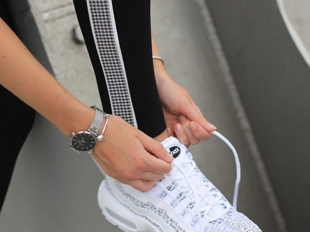 CASUAL STREET STYLE I NIKE AIR MAX 95