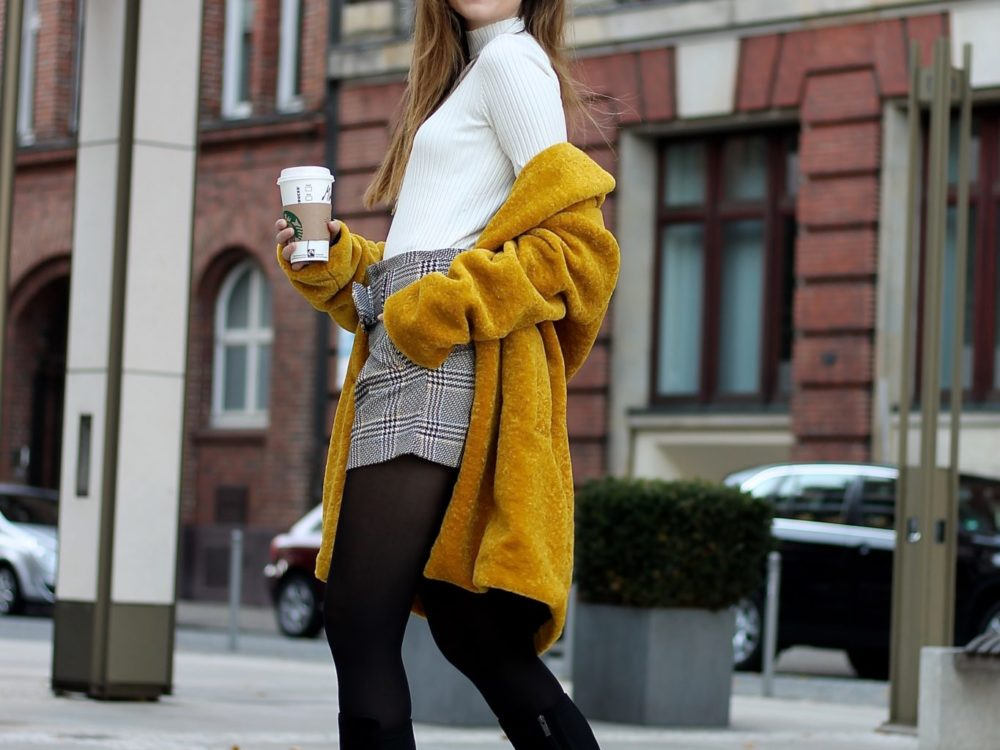 COMFY AUTUMN OFFICE LOOK